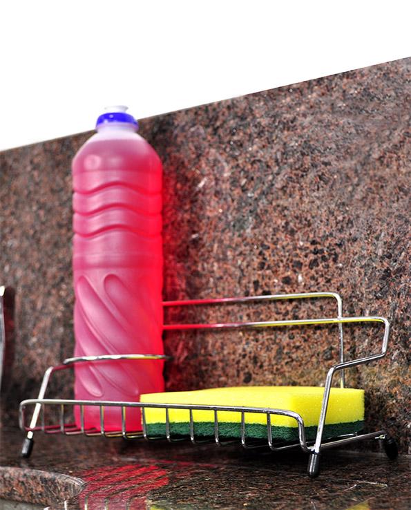 Suporte Para Sabão e Detergente